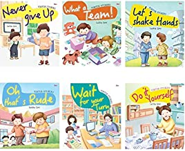 VIRTUE STORIES PACK 1 (SET OF 6 BOOKS)