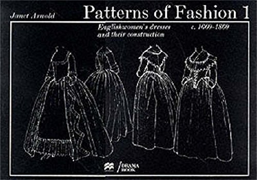 Best janet arnold patterns of fashion for 2021