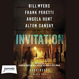 Invitation cover art