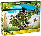 COBI 5902251021580 Small Army - WarriorAttack Helicopter (200 Pcs) Spielzeug, verschieden -