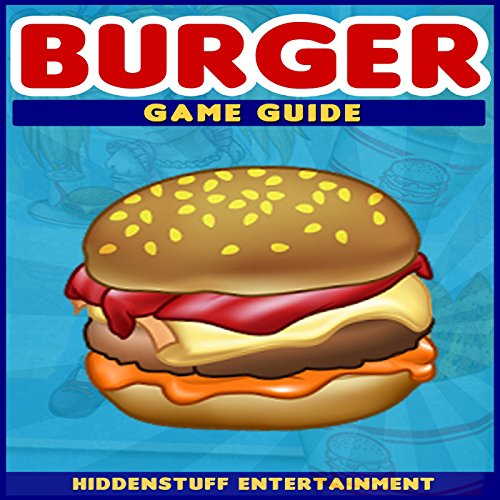 Burger Game Guide audiobook cover art