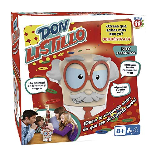 Play Fun-IMC Toys-Don listillo (95236), Miscelanea