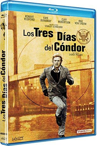 Los tres días del cóndor [Blu-ray]