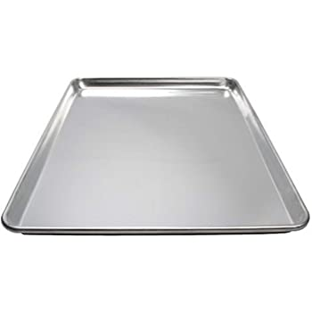 Amazon Com Culinary Depot Aluminum Sheet Pan Set Of 12 Baking Pans Full Size Commercial Baker 1 Dozen 18 X 26 Inches Industrial Scientific