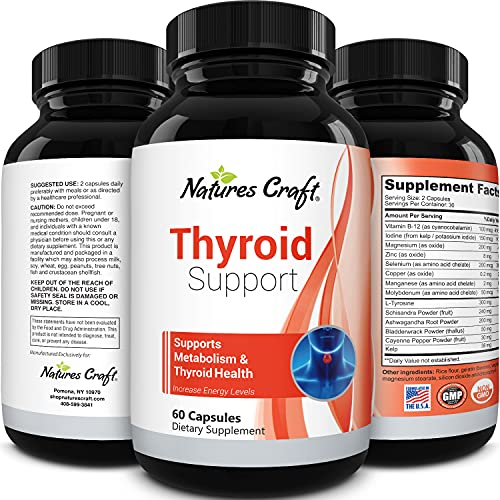 Thyroid Extract Nutritional Supplements