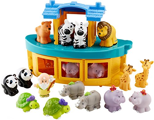 Fisher-Price Little People - Noah's Ark Gift Set