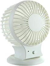 DJP Ventilateur Usb, Mini Ventilateur de Bureau de Charge Usb Ventilateur Silencieux Portable