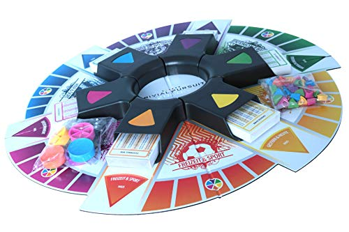 Hasbro Games B7388100 - Trivial Pursuit 2000 Edition, vraag spel