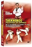 Taekwondo Prüfungsprogramm vom Weißgurt zum Schwarzgurt [Reino Unido] [DVD]