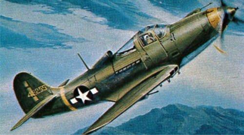 Revell – Micro Ailes P-39Q Airacobra Avion Kit de modèle en Plastique