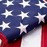 Homissor Us Flags 3x5 Outdoor High Wind- All...
