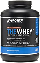 Myprotein, Chocolate Fudge, 4.4 lbs (60 Servings), THEWHEY Ultra-Premium Tri Blend with Digezyme and Aminogen