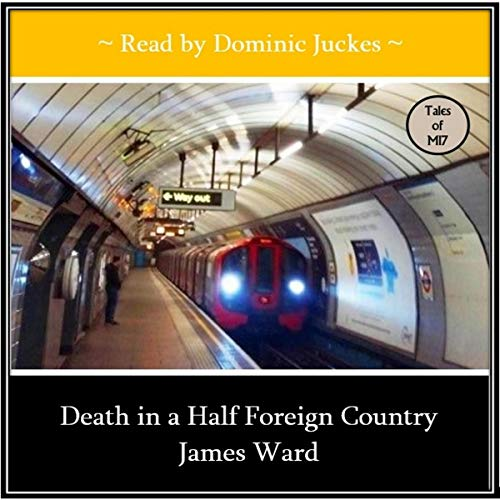 Death in a Half Foreign Country  cover art