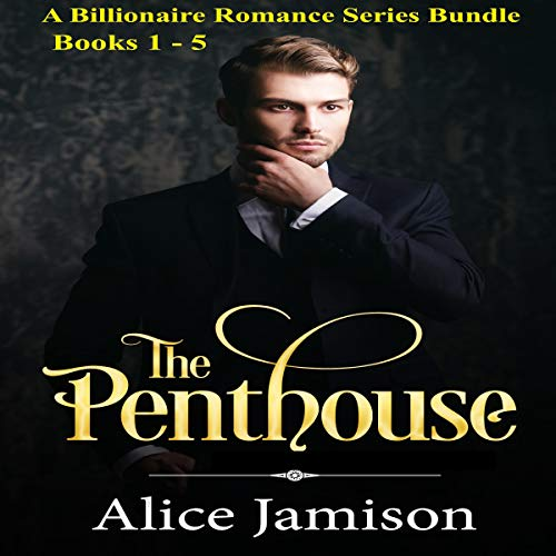 A Billionaire Romance Series Bundle Books 1-5 The Penthouse audiobook cover art