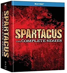 Spartacus. The Complete Series
