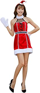 Women's Christmas Sexy Costumes Merry Christmas Costume Dress for Evening Cocktail Cosplay Party