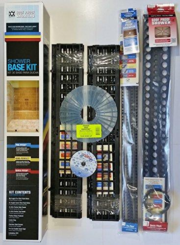 Mark E Industries Standard Shower Kit SSK-401 'GOOF PROOF SHOWER' by Mark E Industries