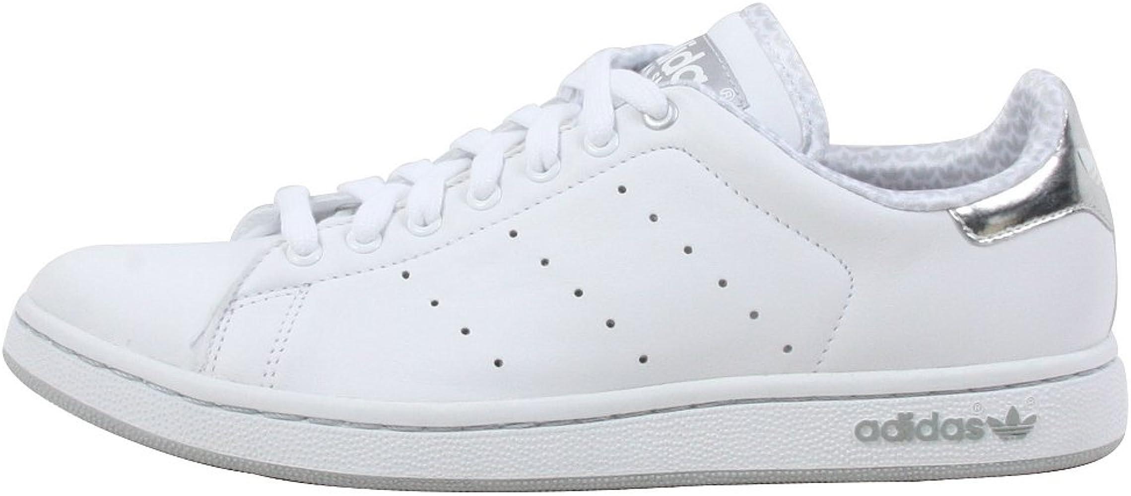 Amazon.com | adidas Originals Women's Stan Smith 2 Sneaker,White ...