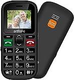 Odlicno teléfonos móviles para mayores con teclas grandes móviles para ancianos con botón sos