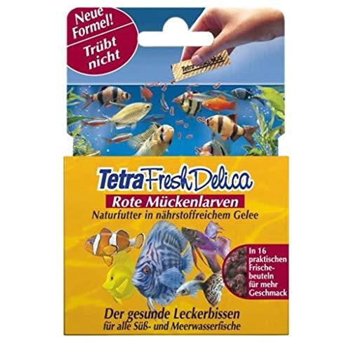 Tetra FreshDelica Ganze Mückenlarven, einen Artikel