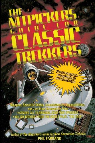 The Nitpicker's Guide for Classic Trekkers (Nitpicker's Guides)