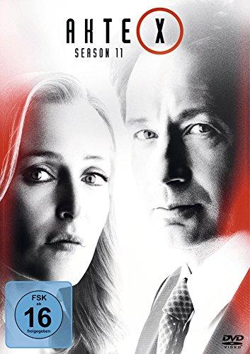 Produktbild von Akte X - Season 11 [3 DVDs]
