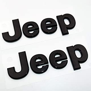 Best jeep emblems and badges Reviews
