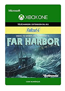 Fallout 4: Far Harbor [Extension du Jeu] [Xbox One – Code jeu à télécharger] (B01G4IXOYA) | Amazon price tracker / tracking, Amazon price history charts, Amazon price watches, Amazon price drop alerts
