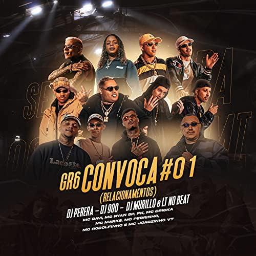 Mc Davi, PK & MC Marks feat. MC Ryan SP, Mc Dricka, Mc Pedrinho, Mc Rodolfinho & MC Joãozinho VT