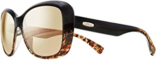 Revo Womens Polarized Sunglasses Devin Butterfly Frame 56 mm
