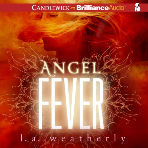 Angel Fever audiobook cover art