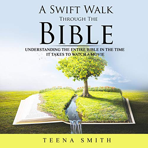 A Swift Walk Through the Bible  By  cover art