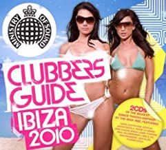 Ministry of Sound: Clubbers Guide Ibiza 2010 by Ministry of Sound De (2010-06-29)