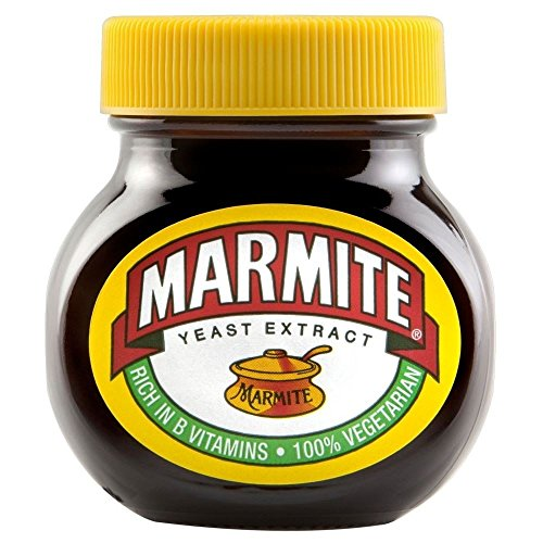Marmite Yeast Extract (125g) - Packung mit 6