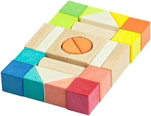 HXGL-Spielzeuge H ernes Spielzeug, das Bl e, mehrfarbige Kindergeschenke zusammenbaut (Größe   S)