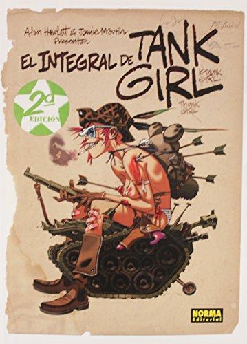 EL INTEGRAL DE TANK GIRL (Comic Usa)