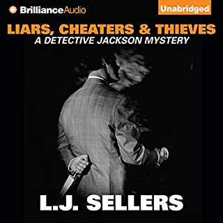 Liars, Cheaters & Thieves audiobook cover art