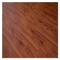 自己接着性PVC床タイル、ポリ塩化ビニール防水滑り止め床ステッカープラスチック床消費者と商業の床のレザー,E