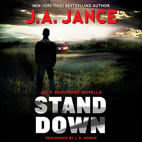 Stand Down Novella audiobook cover art