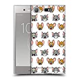 Head Case Designs sous Licence Officielle Tom and Jerry Expressions Modèles Coque en Gel Doux...