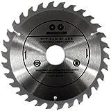 Inter-Craft Lame de scie circulaire 185mm haute qualité 185 x 20-16 mm x 24 dents.