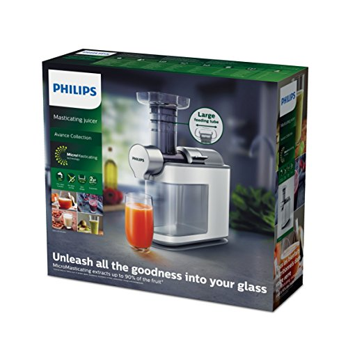 Philips HR1945/80 Slow Juicer 200 W Bild 5*