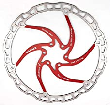ProRuck MTB Disc Brake Rotor 180mm 7 inch Mountain Bike Colorful Brake Disc Rotors MTB Steel Disk Brake Rotors