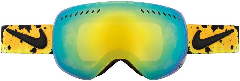 Dragon APXS Nike Goggles 2014 Nike Splatter Collab  gold Ionized + Yellow blueee Ion