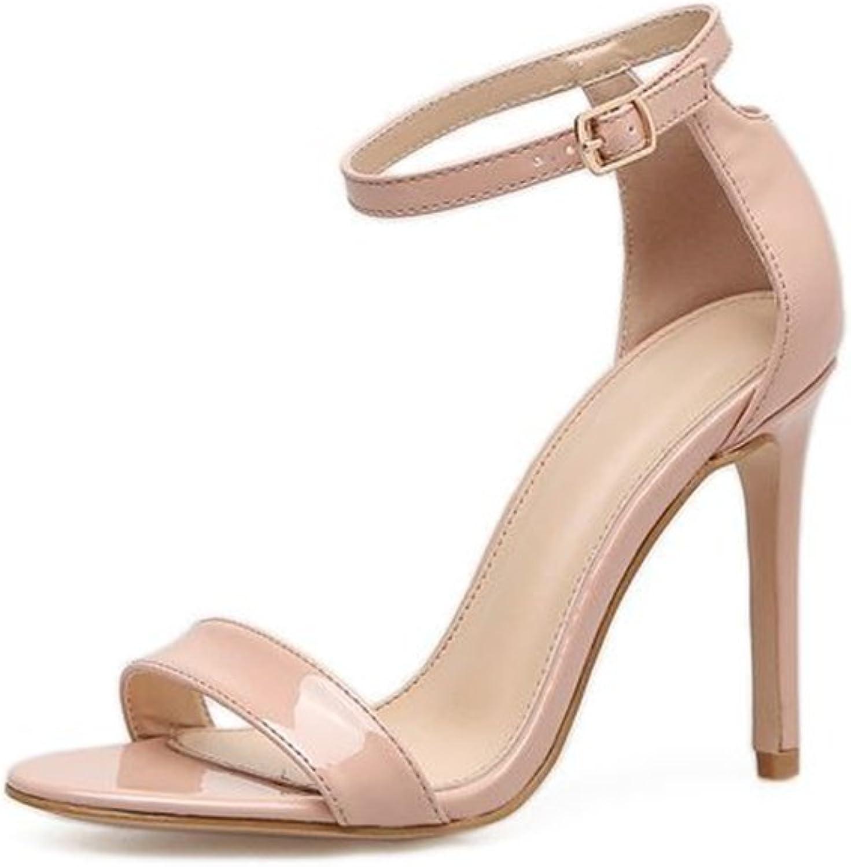 MINIKATA 2018 Women's shoes High Heels Wedding shoes Women's shoes