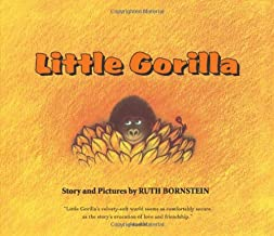 Little Gorilla Lap Board Book