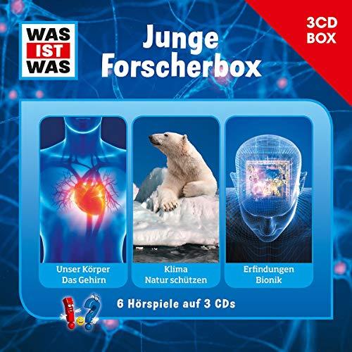 Was Ist Was 3-CD Hörspielbox Vol.4 – Junge Forscher