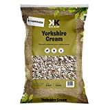 Decorative Aggregate Yorkshire Cream For Flowerbeds, Rockery, Paths, Driveways, Ground Cover, 1 x Large Bag by Thompson and Morgan
