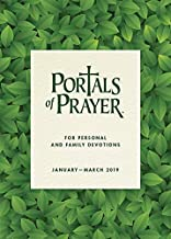 Portals of Prayer, Jan-Mar 2019