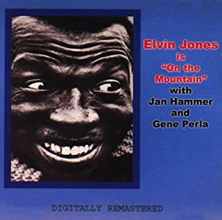 On The Mountain [Us Import] by Elvin Jones (1996-09-02)